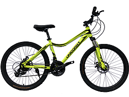 """Велосипед, спортивный велосипед Smart Rider 14G 15"""" 24"""" Xr 2019"""