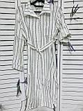 Стильное платье-рубашка oversize, фото 2