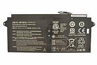 Оригинальная аккумуляторная батарея для ноутбука Acer AP12F3J 7.4V Black 4680mAh