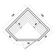 Инфракрасная сауна SunRays Corner Duos (тип2), фото 6