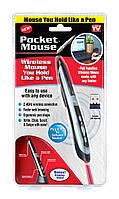 Pocket Mouse - оптическая беспроводная мышь ,пульт