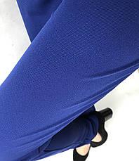 Летние брюки (супер софт, диагональка) , №19 электрик, фото 3