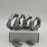 Проставки Toyota Camry 30, 40, 50, 55 увеличение клиренса, фото 2