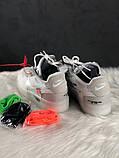Мужские кроссовки Nike Air Force 1 Low Off-White, мужские кроссовки найк аир форс 1 лов офф вайт, фото 5