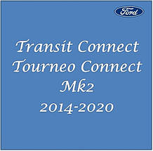 Ford Transit Connect / Tourneo Connect Mk2 2014-2020