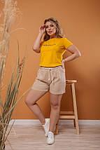 Льняные шорты, фото 3