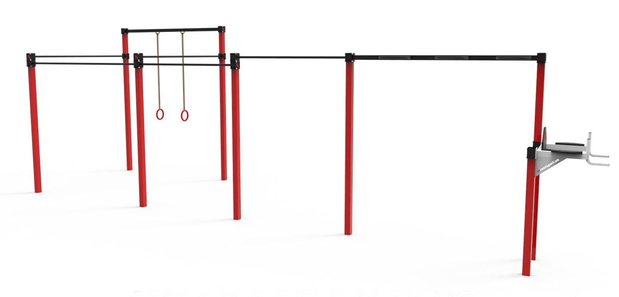 Гімнастичний комплекс SG-015