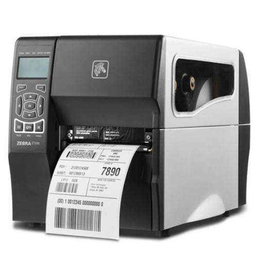 Полупромышленный принтер этикеток Zebra ZT230