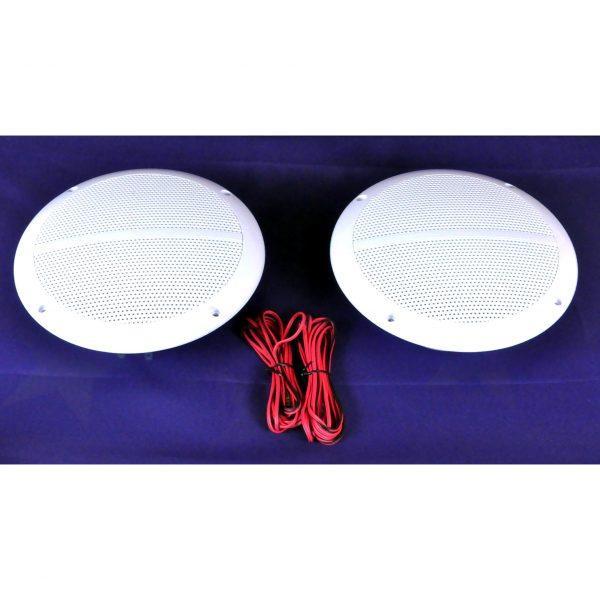 Динаміки морські пара 120Вт DBS6010W білі