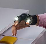 Перчатка с подсветкой на пальцах Hands Free / Led перчатка, фото 6