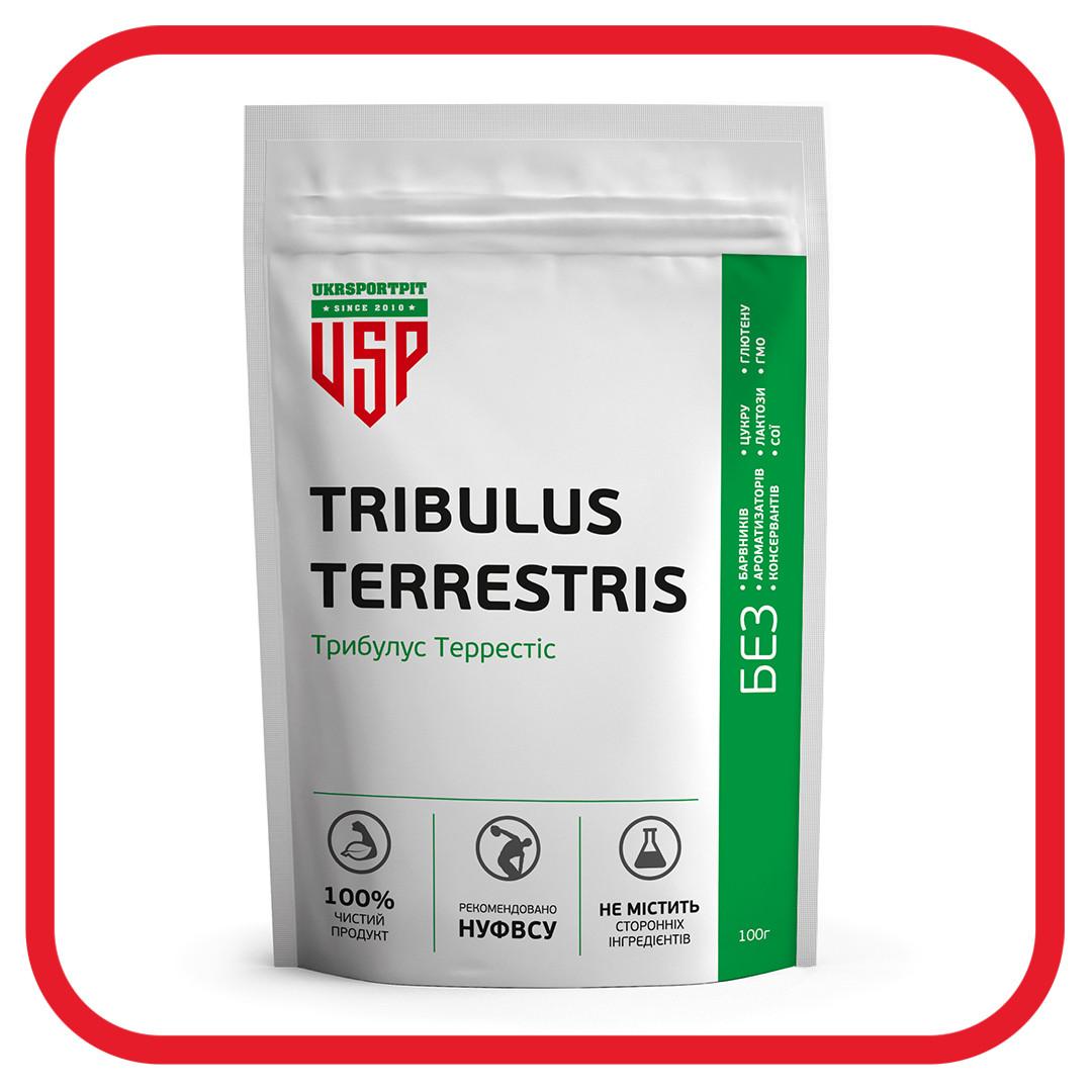 Трибулус для тестостерона в капсулах 90% сапонинов (Tribulus Terrestis caps.) 100капсул*400мг