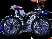 """Спортивный велосипед Unicorn - Shock,  Колеса 29"""",Рама 20"""",  Хроммолибден"""