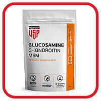 Глюкозамин Хондроитин МСМ 5:4:4 (Glucosamine Chondroitin MSM 5:4:4) 300г.