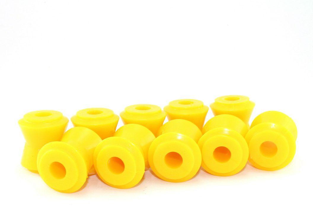 Поліуретанові втулки реактивних тяг ВАЗ 2121,21213(10 шт)