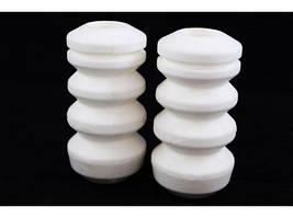 Отбойники передних стоек 2110/2170 (2шт) оригинал полиуретан белый PROFI CS-20