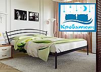 Металлическая кровать Marko-1 (Марко-1) 80х190см Метакам