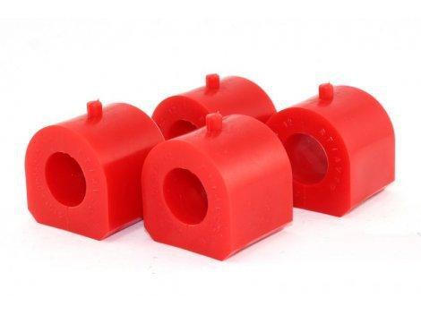 Полиуретановые втулки стабилизатора 2101-07 (4шт) красный drive CS-20