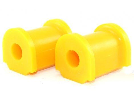 Полиуретановые втулки стабилизатора 2108/2115 (2шт) желтый comfort CS-20