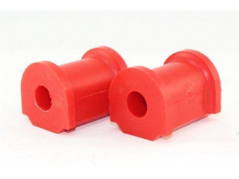 Полиуретановые втулки стабилизатора 2108/2115 (2шт) красный drive CS-20