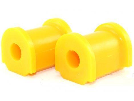 Втулка стабілізатора ВАЗ-2110-2112 (2шт) жовтий Поліуретан comfort CS-20