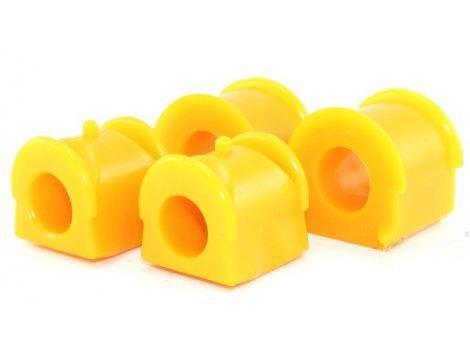 Полиуретановые втулки стабилизатора 2121/21213 Нива (4 шт) желтый comfort CS-20