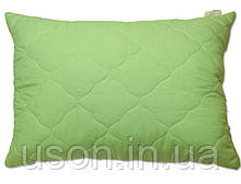 Подушка Bamboo green 50х70 (съемный чехол) ТМ Tag