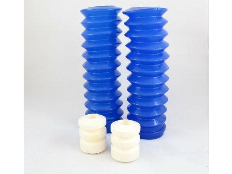 Полиуретановые отбойники задних стоек с пыльниками 2108/21082/2115 серия PROFI CS-20