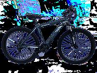 """Спортивный велосипед  Unicorn - Rock , Колеса 29"""",Рама 20"""", Хроммолибден"""