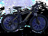 "Спортивный велосипед  Unicorn - Rocket, Колеса 26"",Рама 17"", Алюминий"