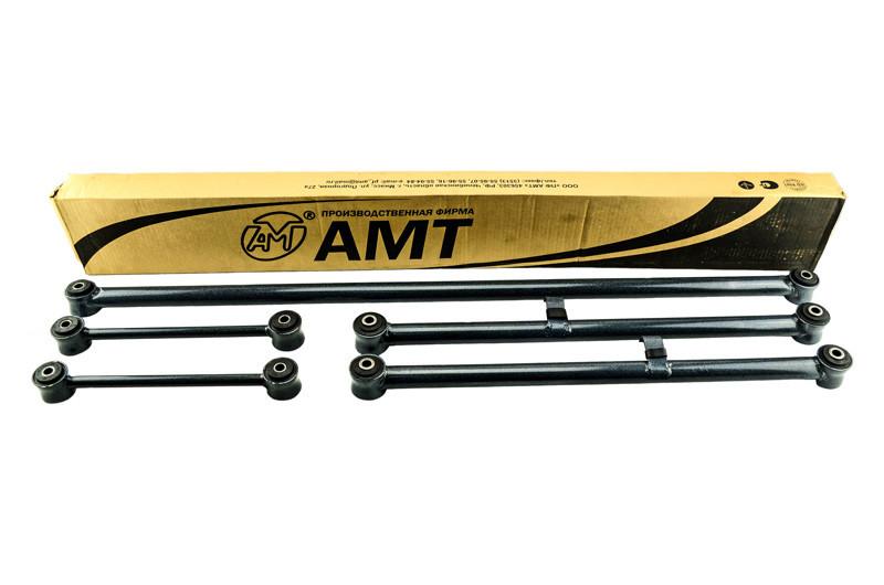 Комплект реактивных штанг 2101 (к-кт 5 шт) АМТ АМ01-07