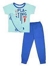 Пижама для мальчика, Смил,  от 2 до 6 лет, 104398