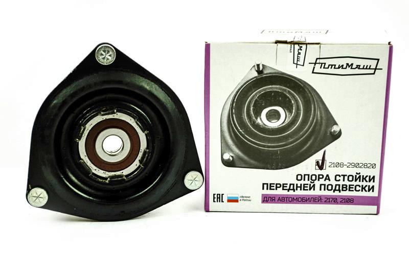 Опора2 108 передней стойки(люстра) ПТИМАШ 2108-2902821