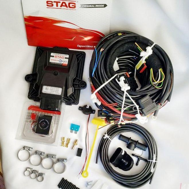 Электроника STAG QNEXT Plus 4 цилиндра