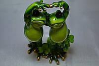 Лягушки. Влюбленная пара, фото 1