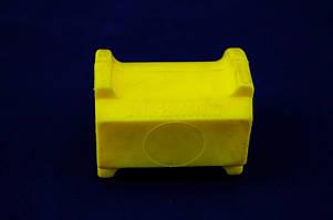Втулка стабілізатора ВАЗ 2110 передній підвіски поліуретанова.