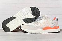 Кроссовки мужские 17301, Adidas 3M, белые, < 41 43 44 45 46 > р. 41-25,2см., фото 1