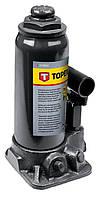 Домкрат гідравлічний пляшковий 15т, 230-460мм, TOPEX 97X042