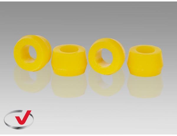 Втулка поліуретанова амортизатору ВАЗ 2101-07, 2121, 2123 (4 шт.)