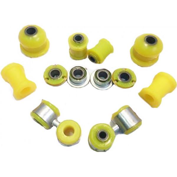 Комплект полиуретановых втулок и сайлентблоков для ВАЗ 2110