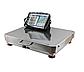 Беспроводные торговые весы WIFI на 250 кг Crownberg CB-250, платформа 52*42см, фото 2