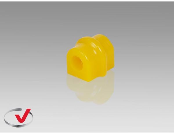Втулка полиуретановая CHEVROLET AVEO поперечного стабилизатора /переднего I.D.=16mm/