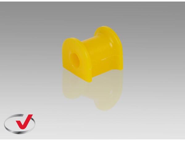 Втулка поліуретанова CHEVROLET LACETTI переднього стабілізатора /ID=19mm/