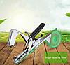 Степлер+ремкоплект (ніж,пружина,болт) для підв'язки всіх видів садових і городніх рослин (Тапенер), фото 2