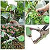 Степлер+ремкоплект (ніж,пружина,болт) для підв'язки всіх видів садових і городніх рослин (Тапенер), фото 4
