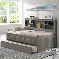 """Кровать с дополнительным спальным местом """"Гилберт"""""""