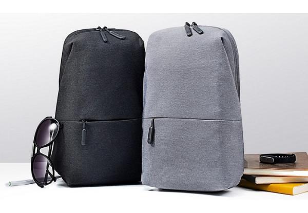 Рюкзак через плечо Xiaomi Mi City Sling Bag 17 дюймов