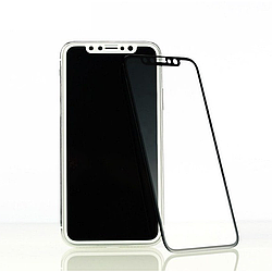 Захисне Скло Remax Four Beasts Tempered Glass 3D Black for iPhone X Black