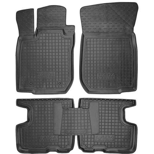 Автомобільні килимки Lada Largus Avto-Gumm