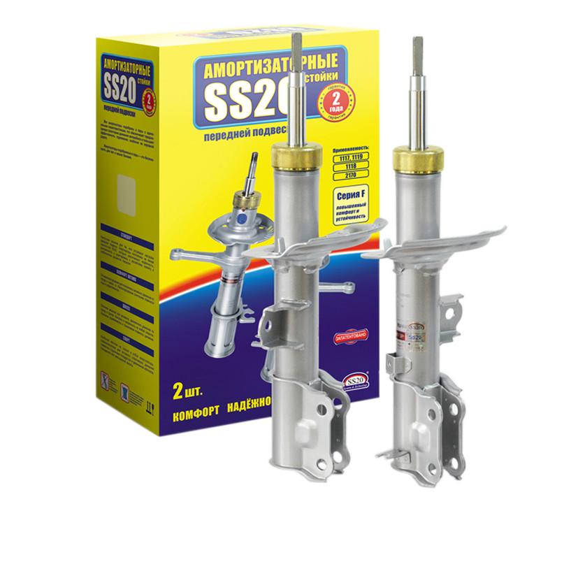 Амортизатори передні Хендай Соляріс (Hyundai Solaris) SS20 Комфорт (2 шт.) SS20330
