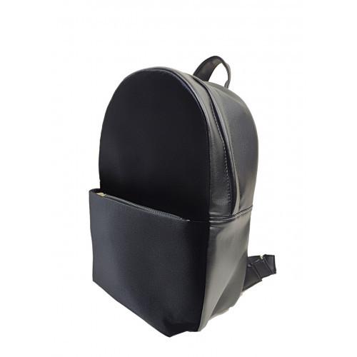 Рюкзак из экокожи Cambag Este LEH з бархатом